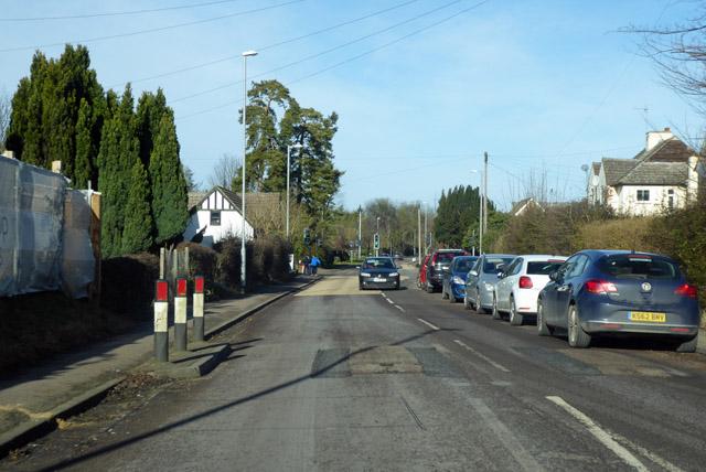 Ermine Street, Papworth Everard