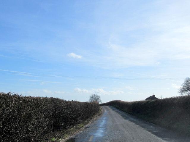 Doverdale Lane Near Dunhampton