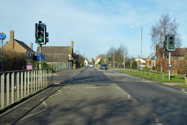 London Road, Godmanchester