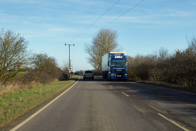 A141 bypassing Warboys