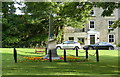 NZ4061 : War memorial at Whitburn by Mat Fascione