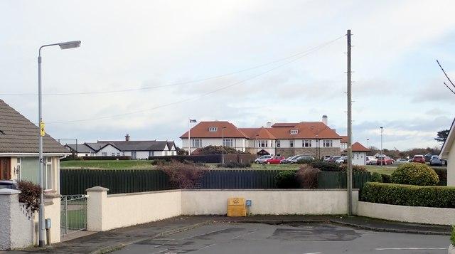 Club House of the Royal County Down Golf Club