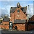 SK4330 : Shardlow School by Alan Murray-Rust