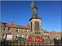 NT9953 : Berwick War Memorial by Jennifer Petrie