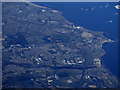 NZ2884 : Ashington from the air by Thomas Nugent