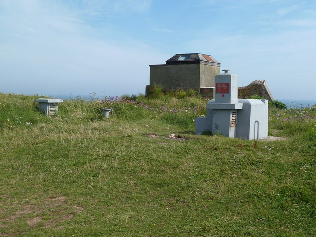Royal Observer Corps at Berry Head
