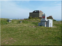 SX9456 : Royal Observer Corps at Berry Head by Chris Allen