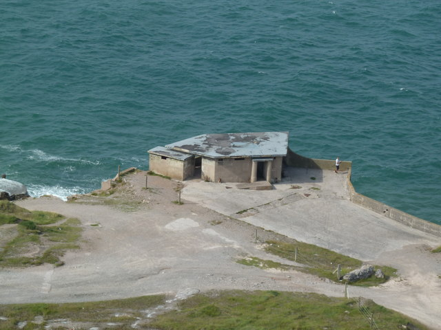 WWII defences Berry Head
