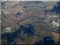 NS9242 : The River Clyde from the air by Thomas Nugent