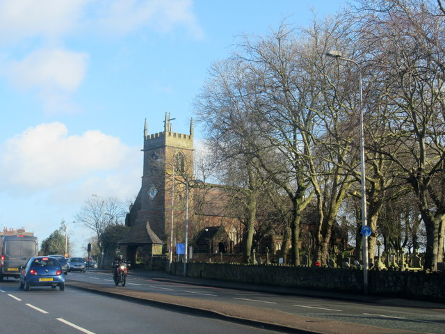 West Bromwich All Saints Way Church
