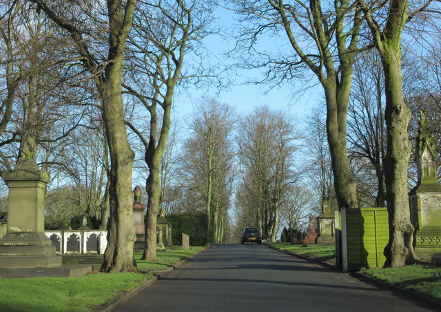 West Bromwich Heath Lane Cemetery