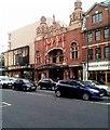 TQ3484 : Grade II (star) Listed Hackney Empire, London E8 by Sue Grayson