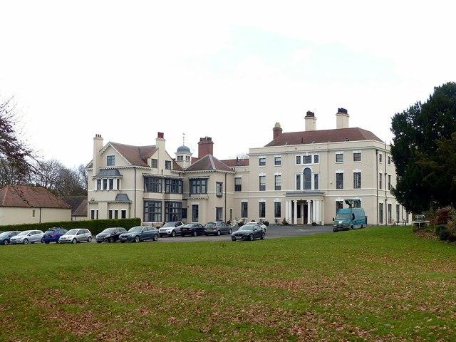 Aston Hall, Aston-on-Trent