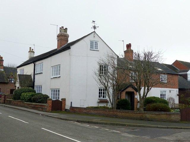 Longcroft Farmhouse, Derby Road, Aston-on-Trent