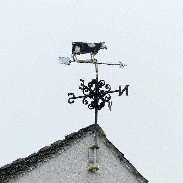 Weathercock, Longcroft Farmhouse