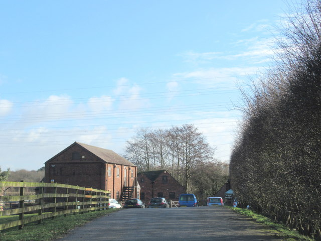 Sandwell Valley Forge Mill Farm