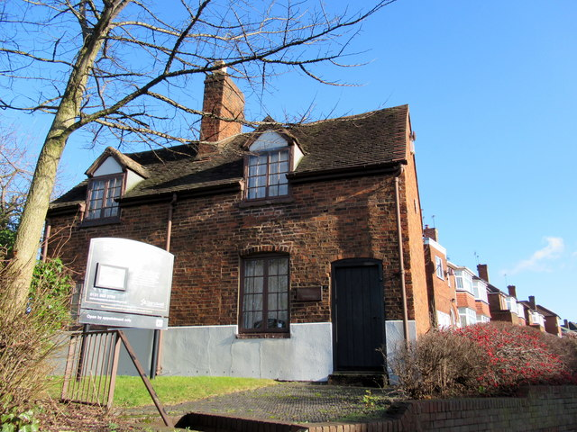 Bishop Asbury's Cottage Great Barr