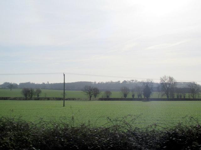 Fields Near Walmer Farm Droitwich Spa