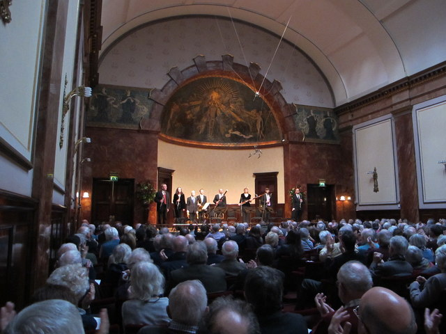 Chamber music concert at Wigmore Hall