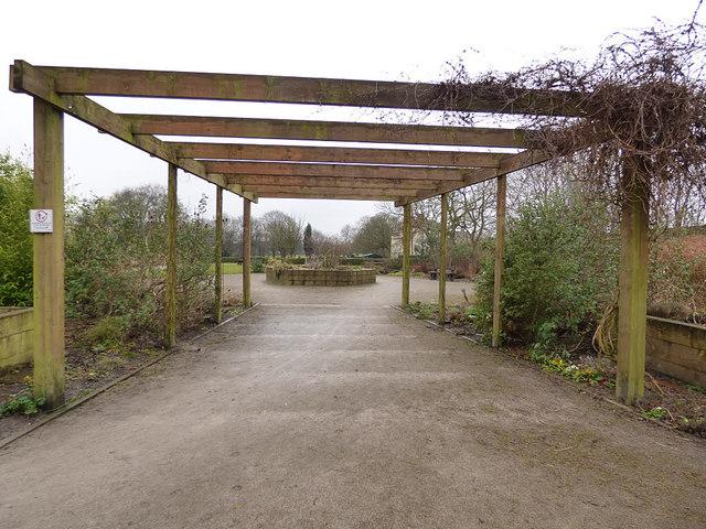 Harold Park: sensory garden