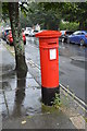 SX4855 : Victorian Postbox by N Chadwick