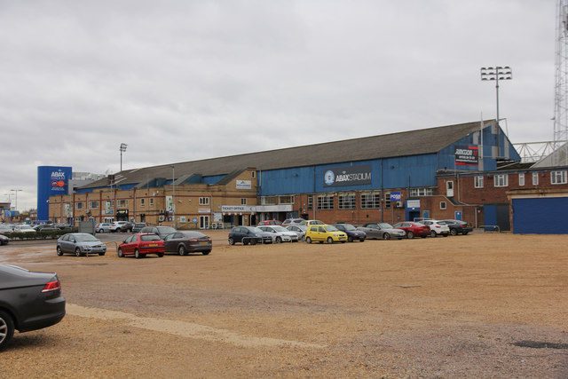 London Road Stadium