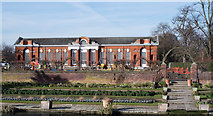 TQ2580 : Orangery, Kensington Palace by Julian Osley
