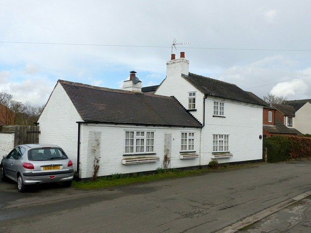 Forge Cottage, Thulston