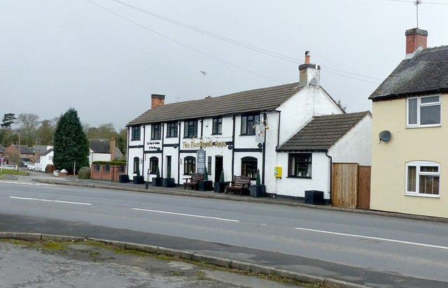 Harrington Arms, Thulston