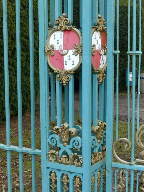 Golden Gates, Elvaston Castle
