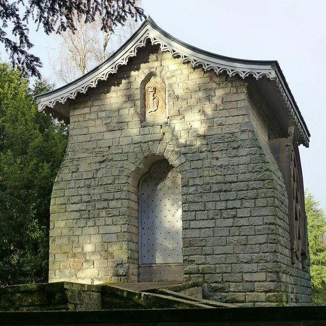 Moorish Temple, Elvaston Castle