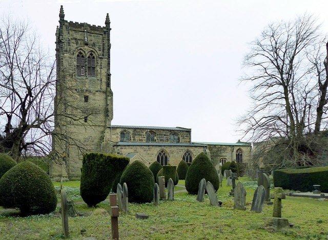 Church of St Bartholomew, Elvaston