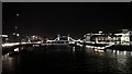TQ3380 : Tower Bridge at night by Paul Bryan