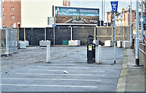 J3373 : Sewer improvements, Belfast - February 2018(2) by Albert Bridge