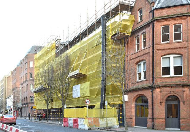 Howard Buildings, Belfast - February 2018(2)