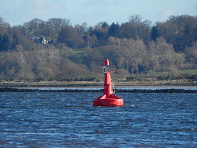 New red beacon in the Clyde