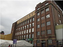 SP0481 : Cadbury Factory (Bournville) by Fabian Musto
