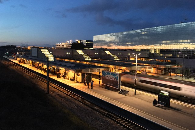 Milton Keynes Station