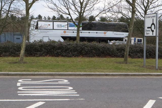 MK Bus Shelter