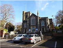 TQ2160 : St Martin of Tours Epsom: mid February 2018 by Basher Eyre
