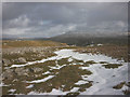 SD8370 : Limestone and snow above Silverdale by Karl and Ali