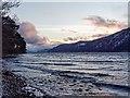 NH5937 : Loch Ness Sunset by valenta