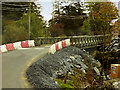 C4933 : Bailey Bridge over Lemacrossan River by David Dixon