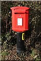 SO8439 : Letterbox at Tunnel Hill by Philip Halling