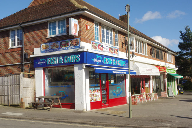 Dolphin Fish and Chips - Dorking