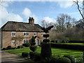 TR0149 : Church End, Church Lane, Challock by pam fray