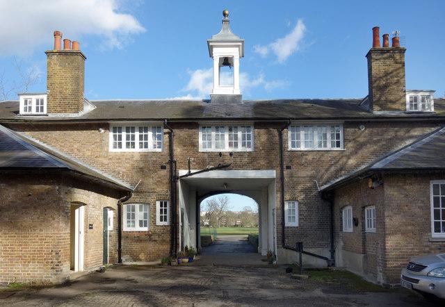 The Coach House, Marble Hill Park