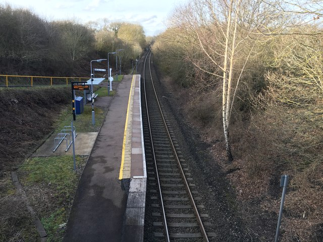 Finstock Railway Station