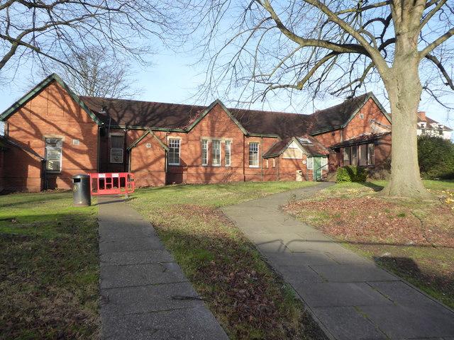 Worcestershire Royal Hospital - demolition