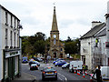 D1140 : Holy Trinity Church, The Diamond, Ballycastle by David Dixon